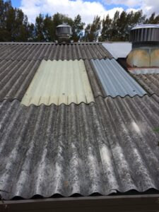 How Can I Arrest Leakages from Asbestos Sheet Roofing