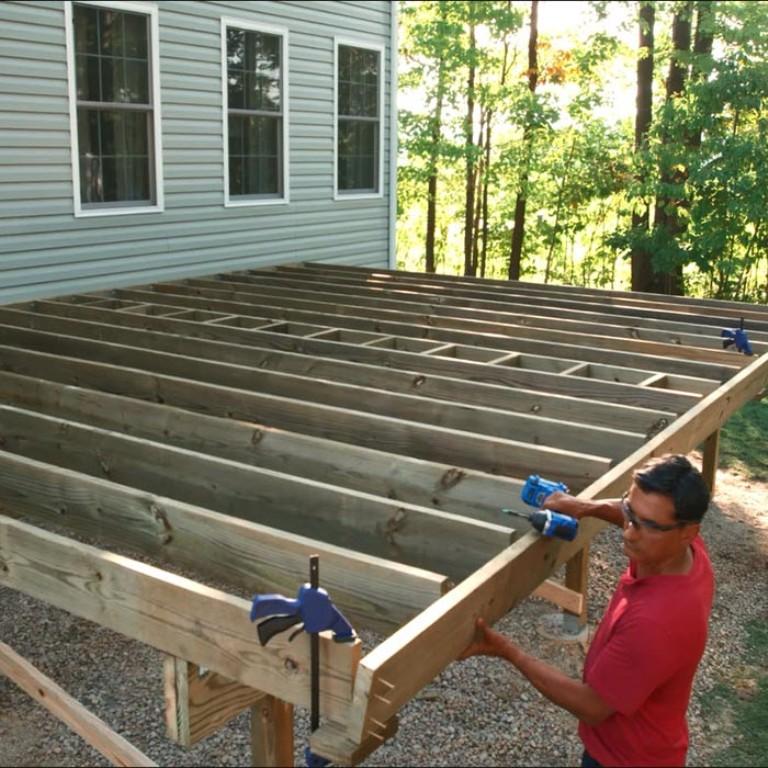 Compare Deck Builders