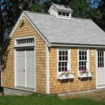 Ideal Garden Sheds for a Contemporary Garden