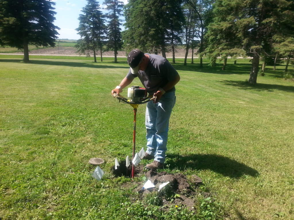 Warning signs of a damaged septic system
