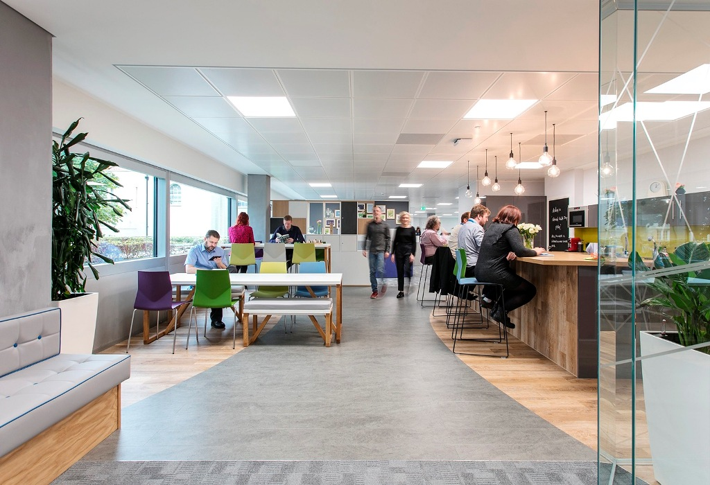 Why Should you Refurbish your Office