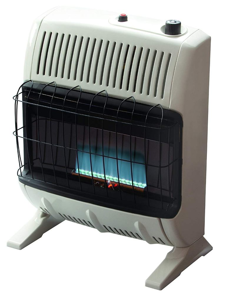 Gas Heater With Thermostat