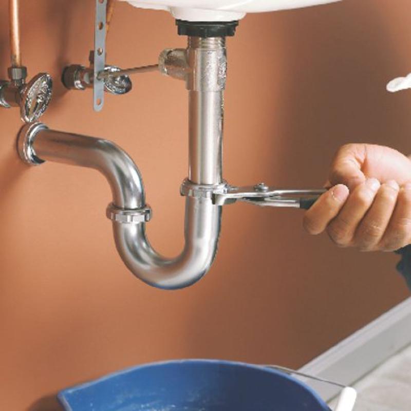 Install Low Flow Plumbing Fixtures