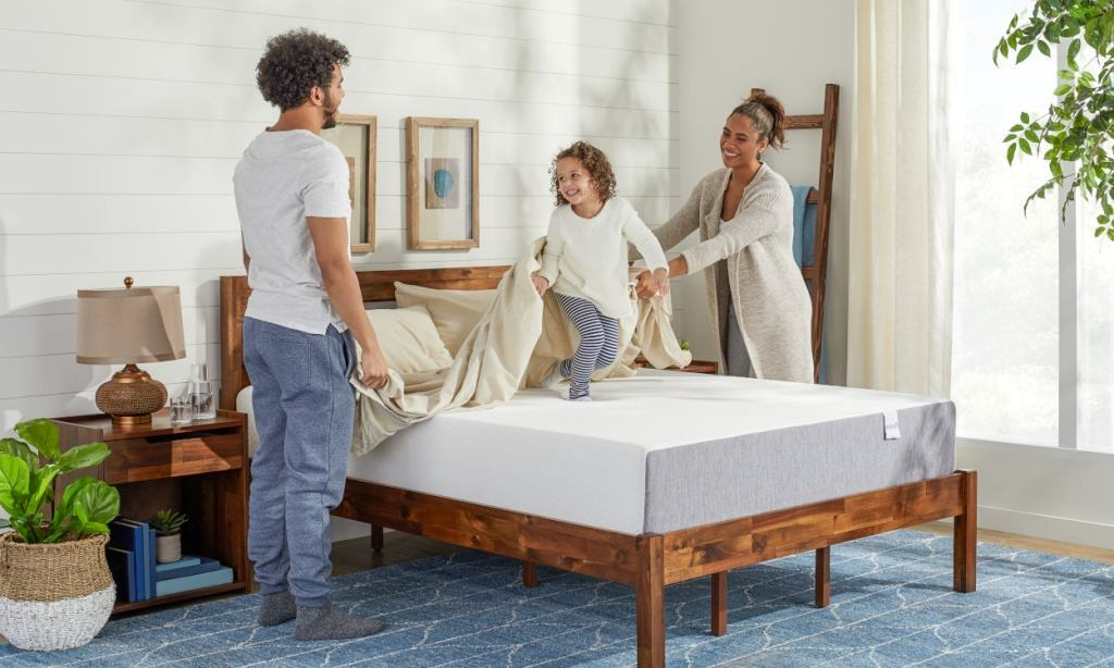 Is There Any Difference Between Bed Rails and Bed Frames