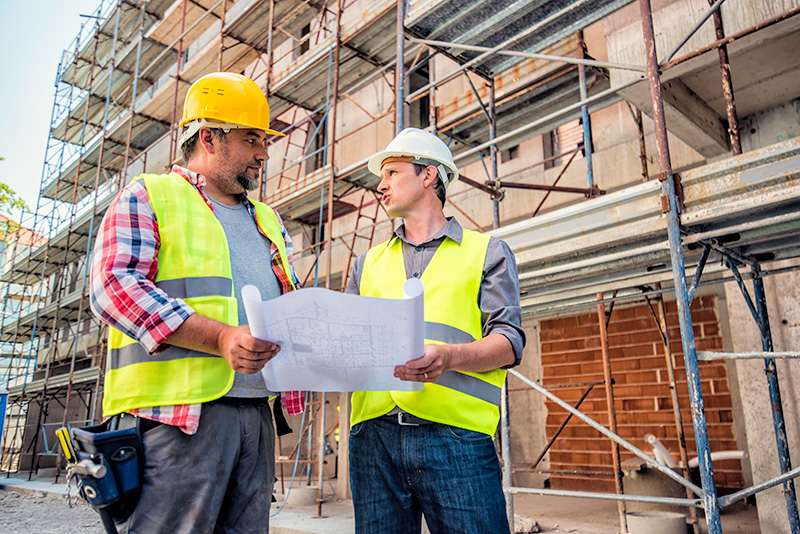 Reliability of certified builders