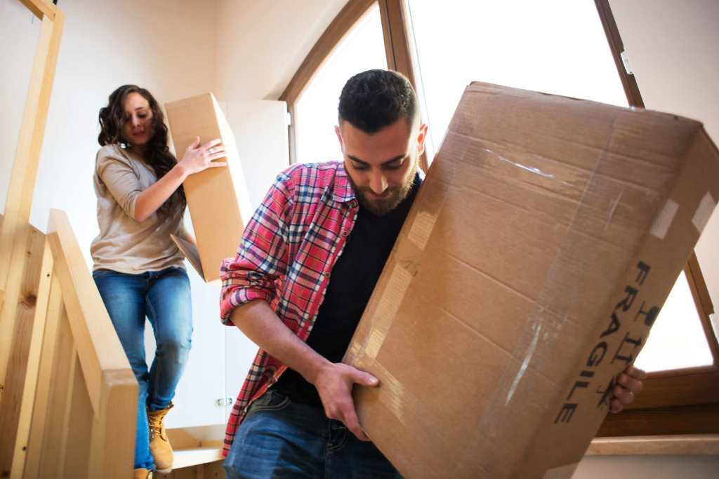 Buy moving insurance