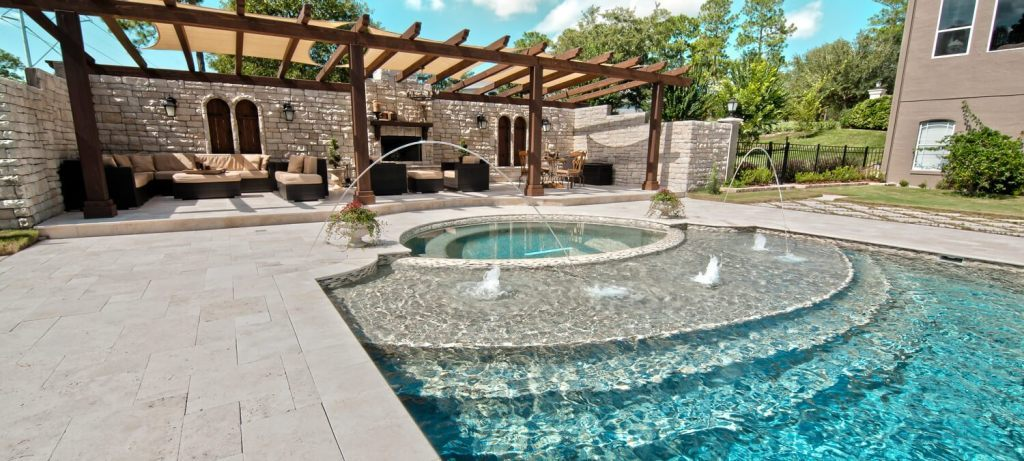 Common Materials used by Pool Builders in Brisbane