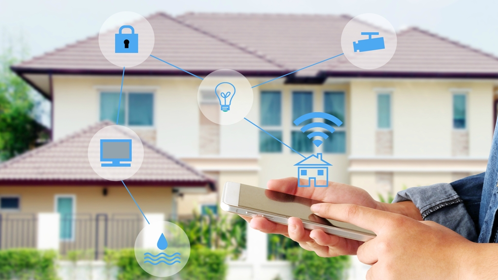 Explore the inventions to making your home even smarter