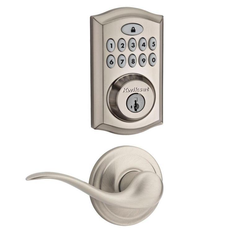 Kwikset SmartKey Security Lock