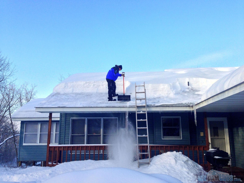Remove Snow ASAP