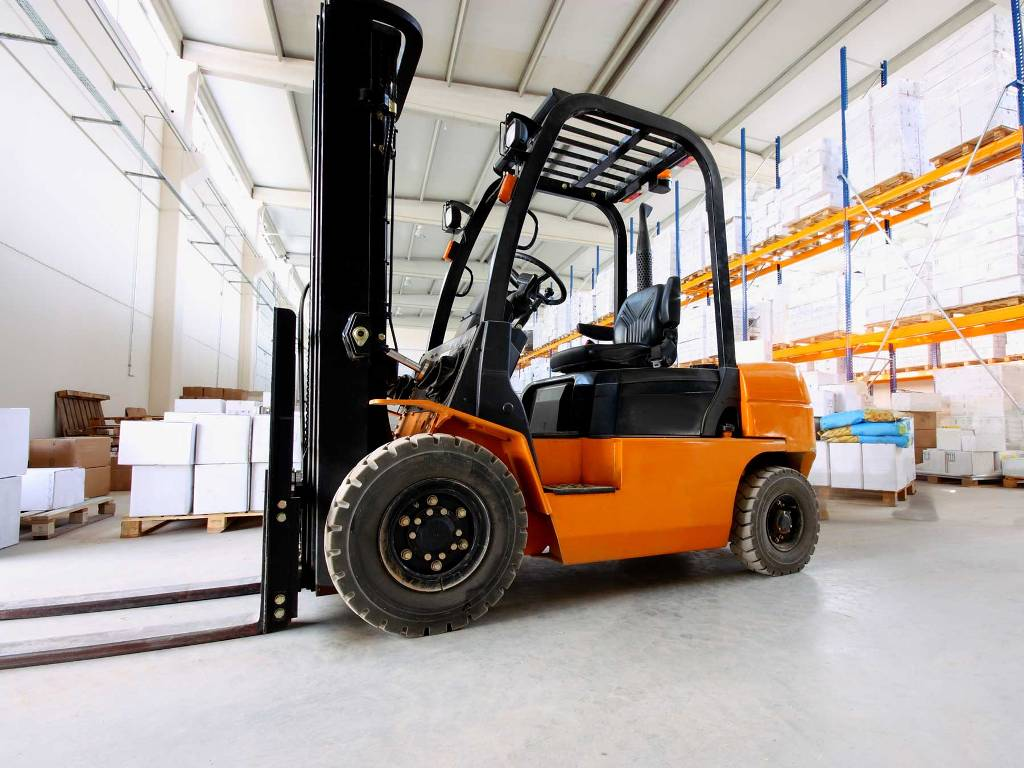 When do you need to rent a forklift