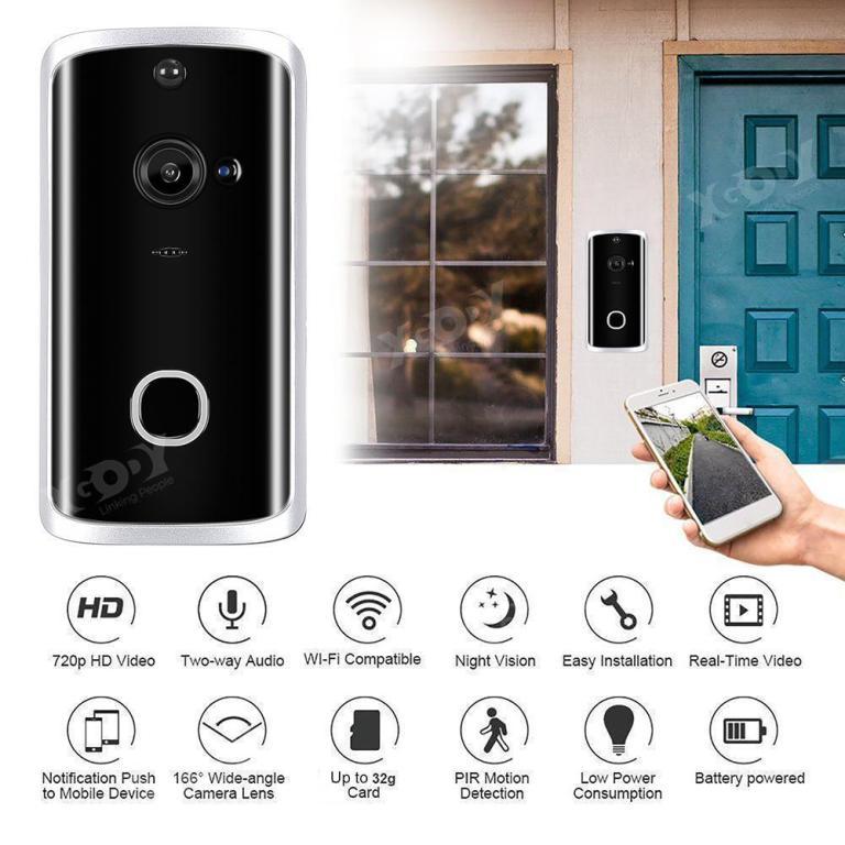 A Smart Door Bell