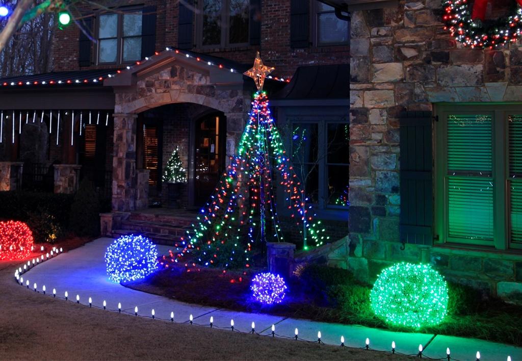 Christmas Yard Decorating Ideas