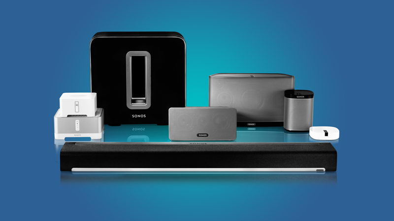 Entire-Home Audio And Bluetooth