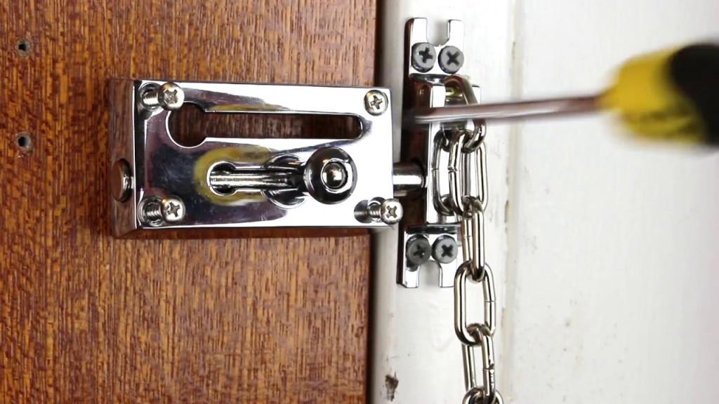 Install strong locks