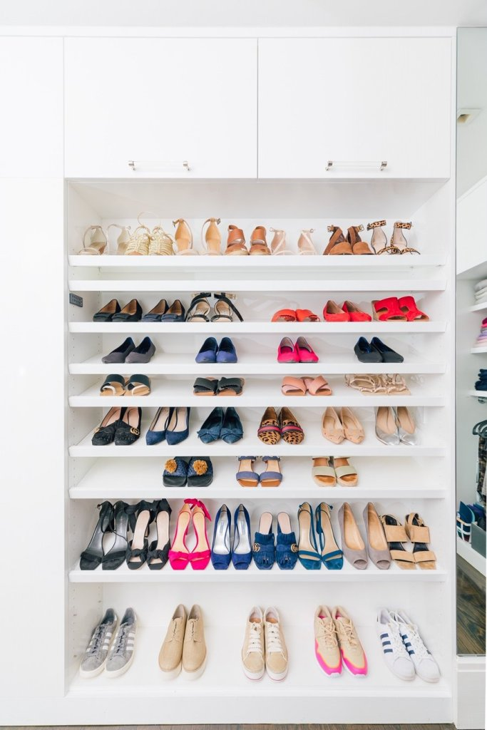 Figure Out Effective Shoe Storage