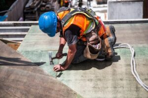 Materials Used to Keep Construction Workers Safe