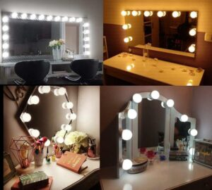 Mirror LED'S That Lightens Up Your Soul