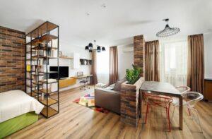 6 Tips to Keep a Studio Apartment Feeling Fresh