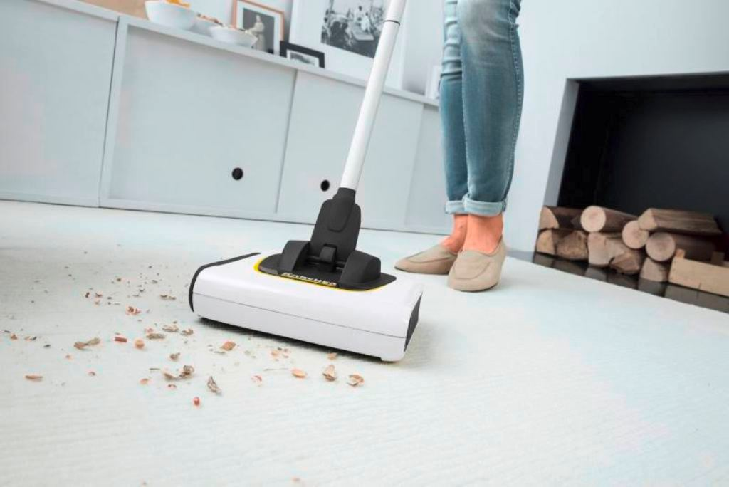 Sweep and Vacuum