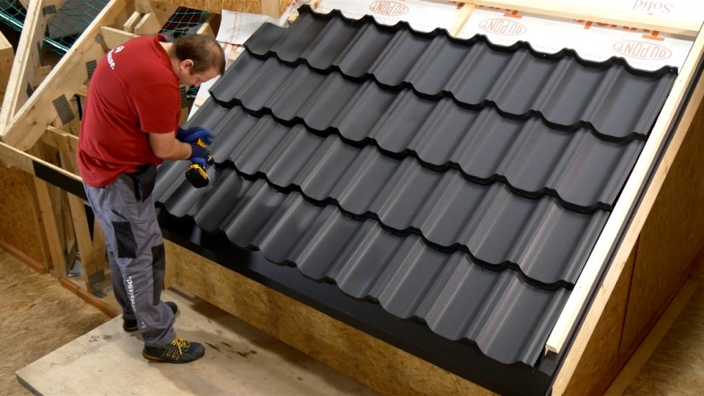What Are Metal Roof Tiles