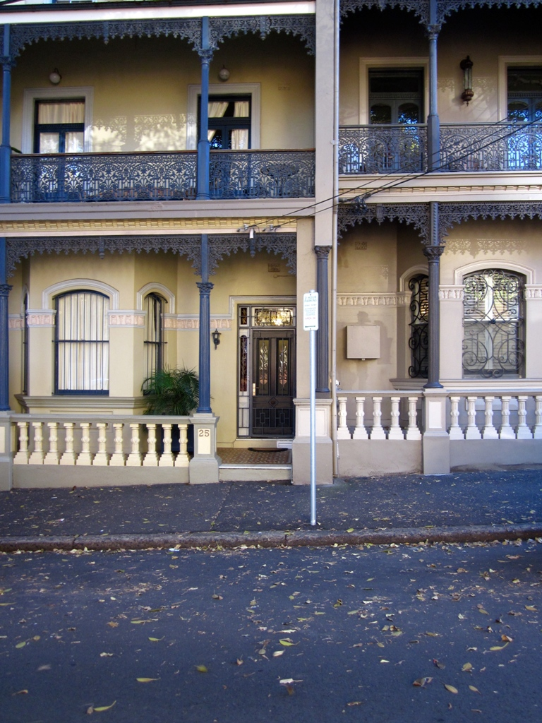 Gentrification in Sydney
