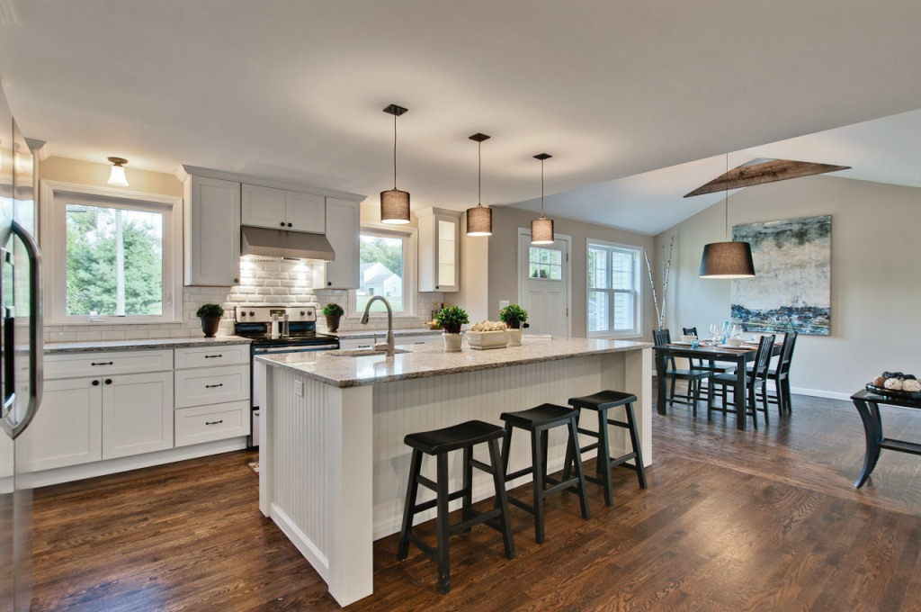 Incorporate Plenty of Counter Space