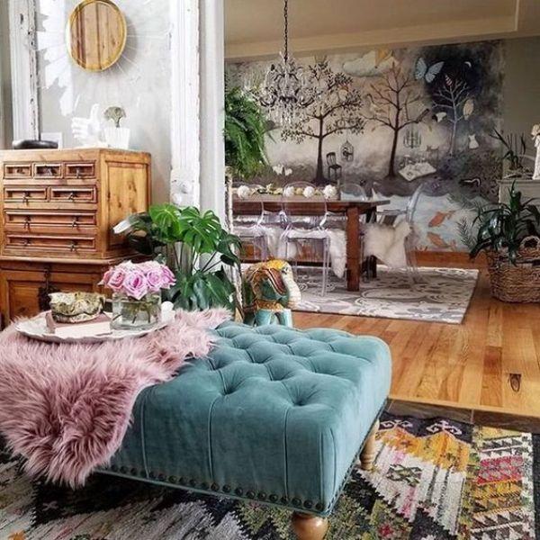 Bohemian Interior1