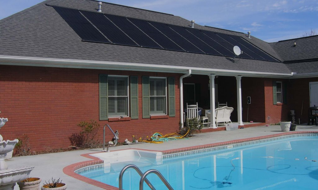 How does switching to solar heating save you money