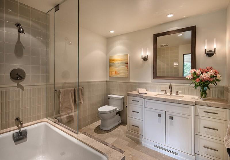Embrace the smart bathroom
