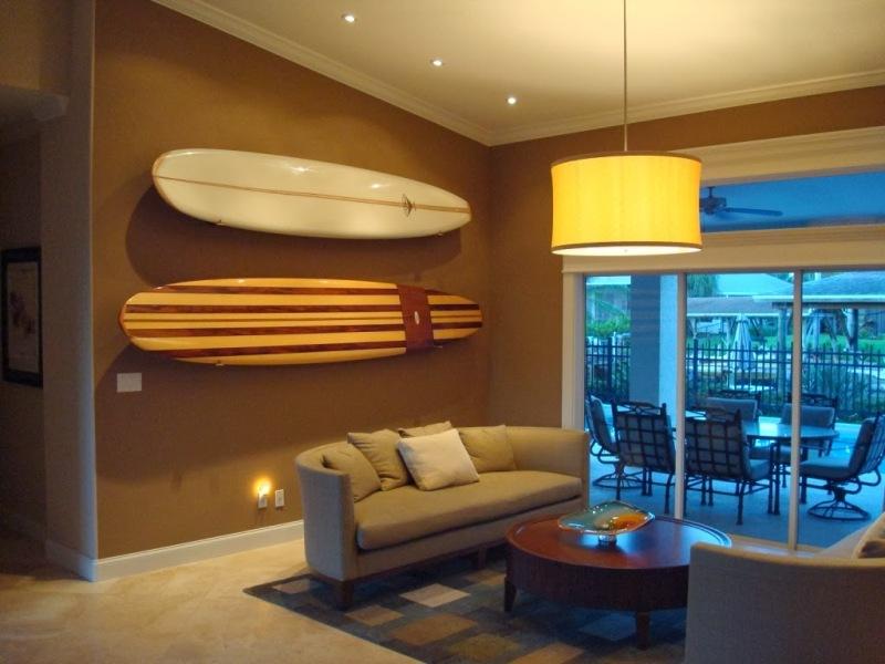 How to Store Your Surfboards in Your Home