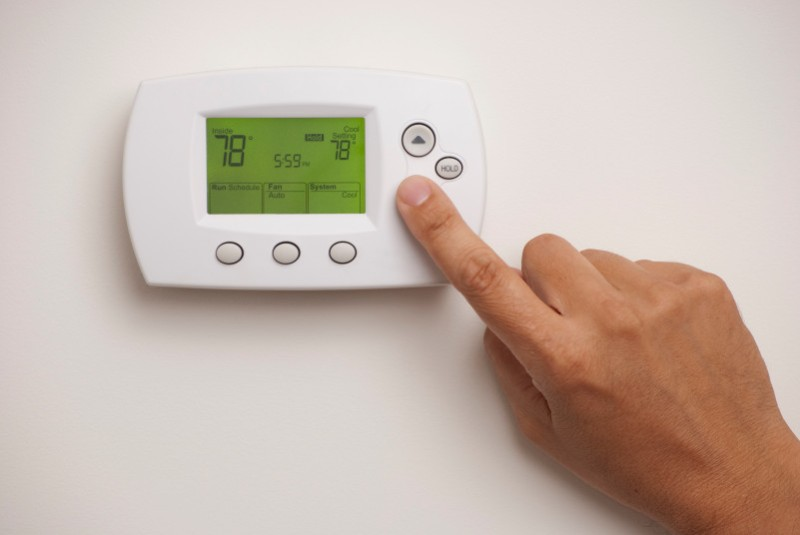 Consider Turning down the Thermostat
