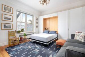 Transforming Your Studio Apartment with a Murphy Bed