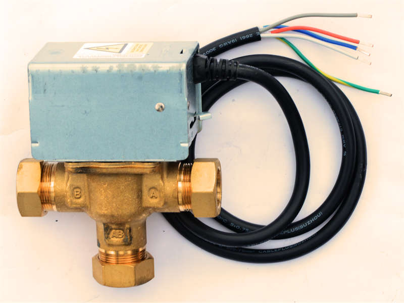 extra force on stuck valves