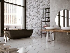 4 Popular Tile Shapes and How to Use Them