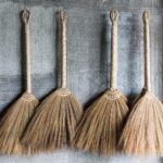Different Usage of Brooms
