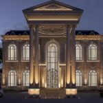 Bespoke Villa Design by Algedra Expresses Classic Harmony