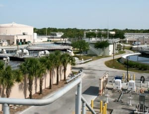 wastewater treatment equipment. municipal wastewater treatment plant