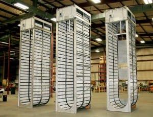 Wastewater screening. municipal wastewater treatment. fine screens.