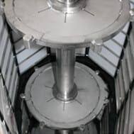 Septage receiving station