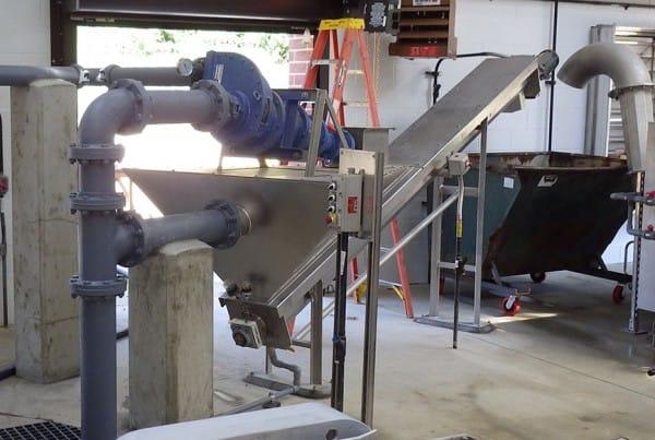 Sand Shark Grit Removal Equipment. Sand Shark Grit Classifier