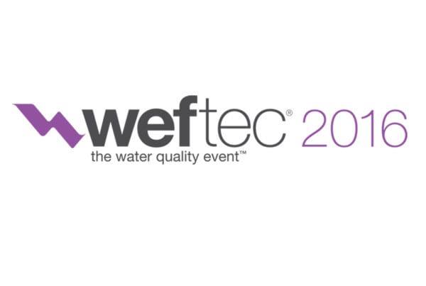 WEFTEC 2016 logo