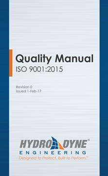 Hydro-Dyne Quality Manual