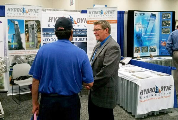 Hydro-Dyne Exhibiting at Texas Water 2018