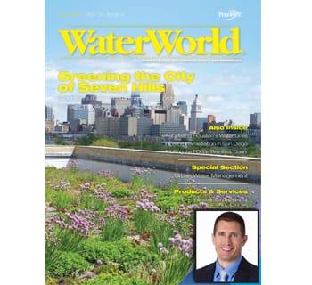 Water World Magazine Cover