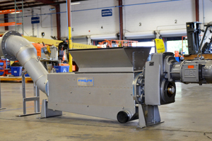 Whitep Washing Compactor