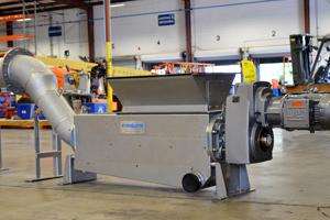 Whitep Washing Compactor