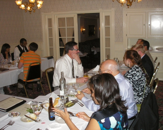 SCPC Mixer - April 20, 2011