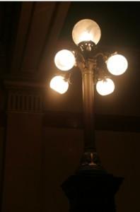 Stairs Landing Light