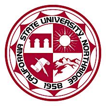 CSUN Seal